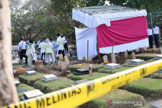 Penyidik minta keterangan ahli forensik terkait autopsi jasad LNS