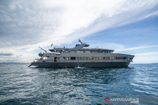 Pengusaha kapal pesiar sebut omzet wisata turun hingga 95 persen