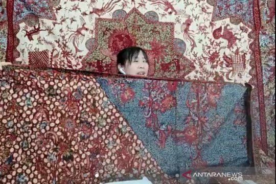 """Batik Pagi-Sore disebut bagian dari """"sustainable fashion"""""""