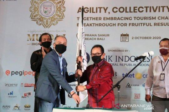 Wagub Bali harapkan IHGMA pelopor pencetak SDM pariwisata profesional