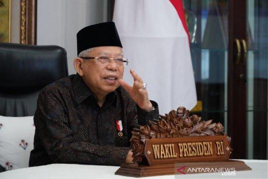 Wapres: Reformasi birokrasi Polri harus dipercepat agar bebas dari KKN