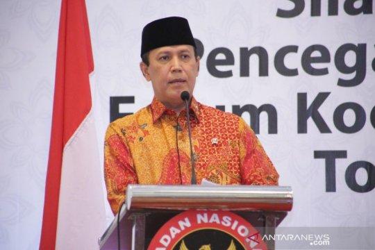 BNPT: Semua elemen bangsa harus cegah radikal terorisme