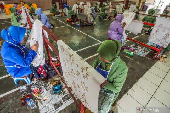 Festival membatik di Aceh