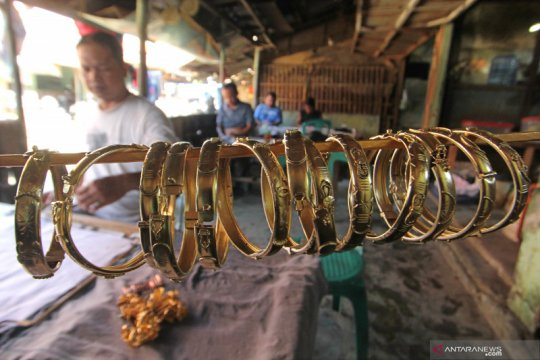 Investasi perhiasan tetap prospektif di masa pendemi