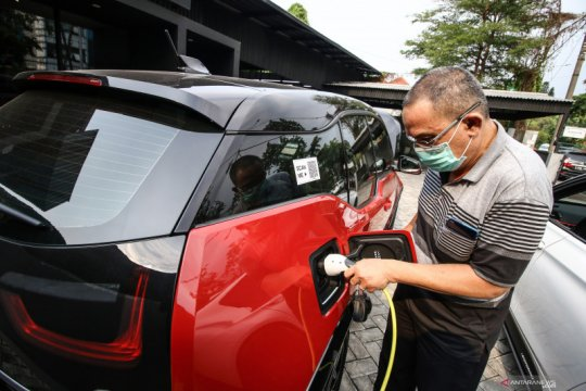 Pemerintah percepat infrastruktur kendaraan listrik