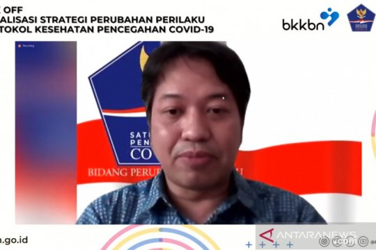 Satgas COVID-19 gandeng BKKBN sosialisasi kepatuhan protokol kesehatan