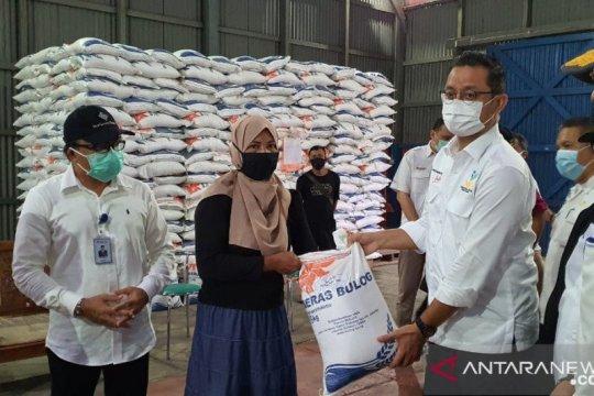 Realisasi penyaluran beras PKH di Riau baru 58 persen