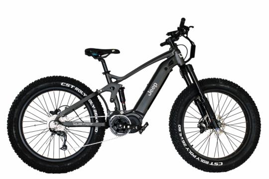 Cerita di balik kerja sama sepeda listrik Jeep dan QuietKat
