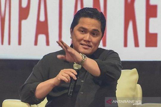 Erick Thohir ungkap makna dan pesan utama nilai-nilai karyawan BUMN
