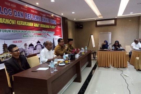 Toleransi umat beragama di Aceh Singkil terjaga baik, sebut FKUB