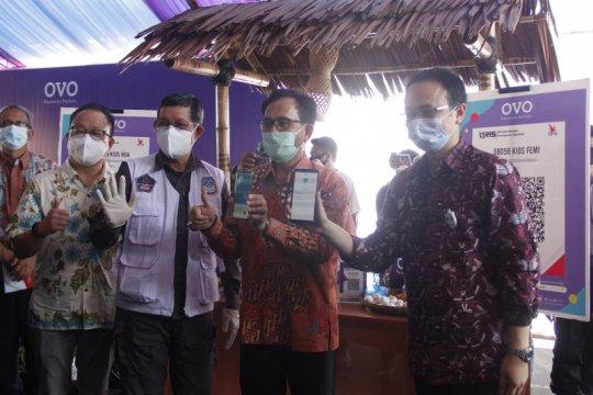 OVO digitalisasi Pasar Bersehati Manado perluas cakupan