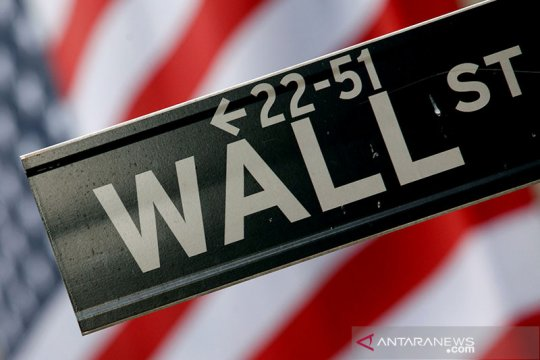 Saham Wall Street berakhir lebih tinggi terangkat optimisme stimulus