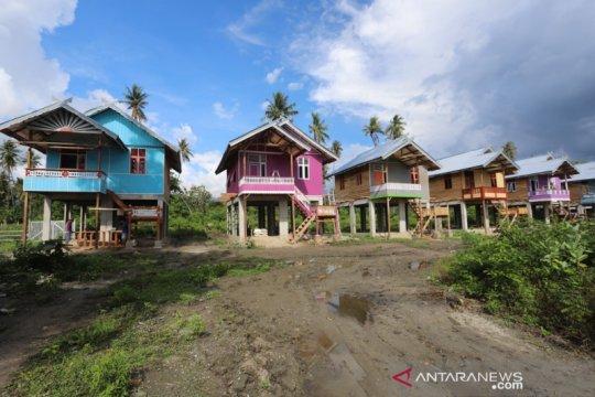 Kerja keras Arkom pulihkan penyintas tsunami dengan relokasi mandiri