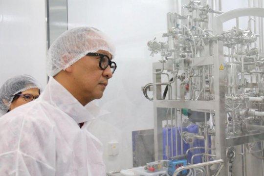 Dukung TKDN, Kemenperin dukung sertifikasi produk farmasi