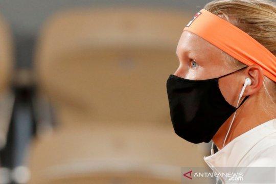 Tenis French Open: Kiki Bertens melaju ke babak keempat