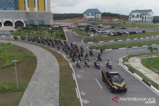 Satgas jaring 4.414 pelanggar protokol kesehatan di Riau