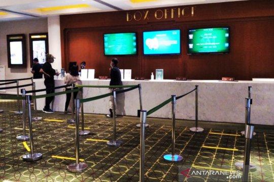 Bioskop XXI Duta Mall Banjarmasin kembali menutup operasional