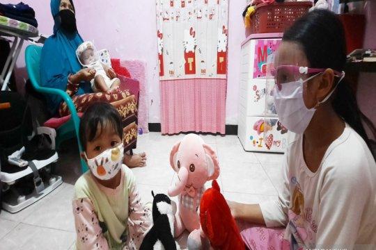 Kasus aktif COVID-19 di Indonesia turun signifikan