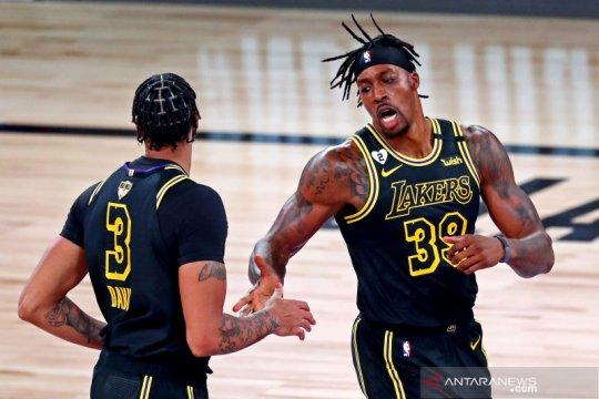 Final NBA: Lakers sementara unggul 2-0