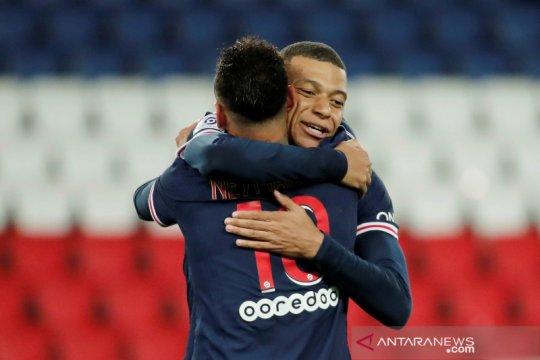 Liga Prancis: PSG pesta gol di gawang Angers