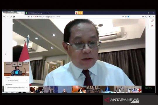 Forum G20, Indonesia tekankan vaksin COVID-19 sebagai barang publik