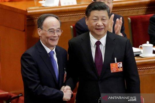 Kolega wapres China diselidiki dalam kasus korupsi