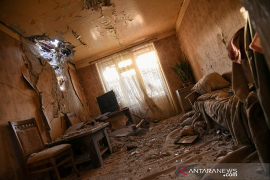 Sekjen PBB sangat prihatin atas konflik Nagorno-Karabakh