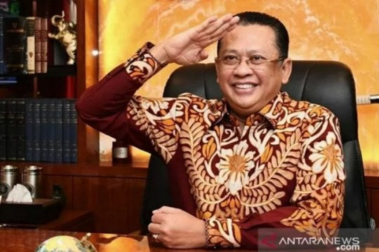 Bambang Soesatyo ajak santri jaga persatuan dan kesatuan NKRI