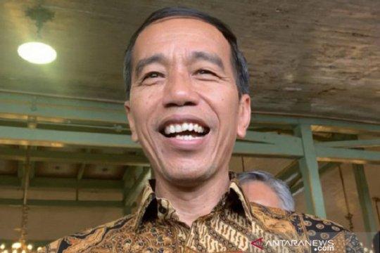 Presiden tetap rayakan Hari Batik Nasional di tengah pandemi