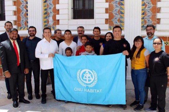 Federasi Wing Chun Indonesia jalin kerja sama dengan UN Habitat