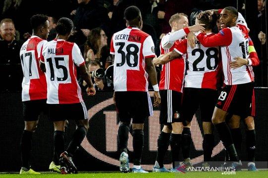 Feyenoord pecundangi Willem II untuk rebut posisi puncak