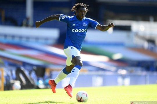 Everton akan pinjamkan Moise Kean ke Paris Saint-Germain