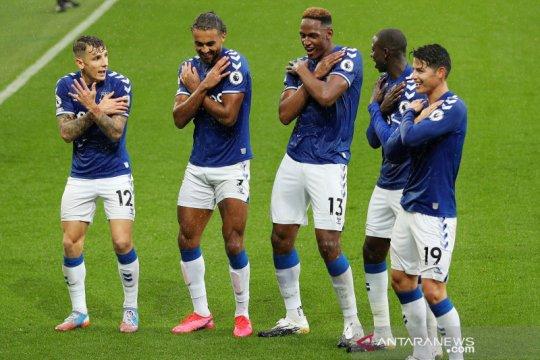 Jadwal Liga Inggris: ambisi tren sempurna Everton dihadang Liverpool
