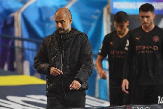 Guardiola ingatkan terlalu dini coret City dari perburuan gelar