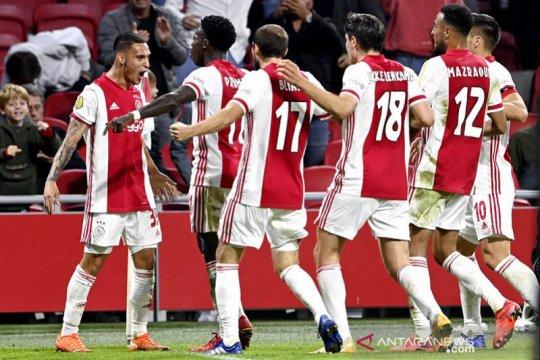 Klasemen Liga Belanda: Ajax kudeta posisi puncak dan catat rekor