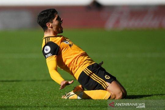 Pedro Neto antar Wolverhampton kembali ke jalur kemenangan