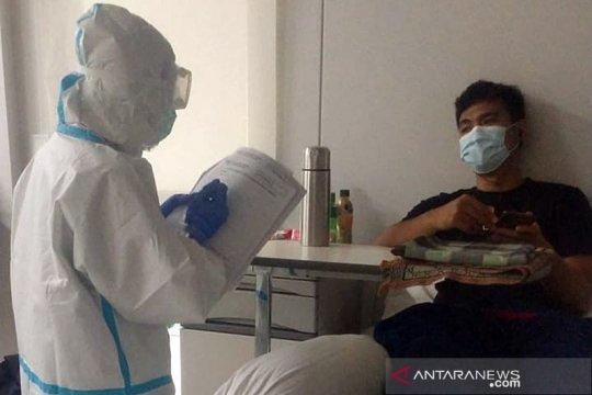 Kasus menurun, RSKI Galang rawat 43 pasien positif COVID-19