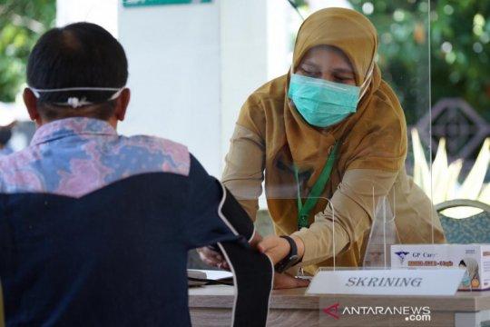 Kemenkes lakukan simulasi uji coba vaksinasi COVID-19 di Kota Bogor