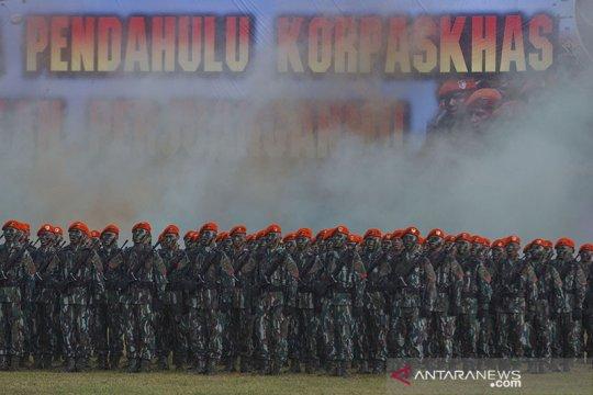 Mantan KSAU harap TNI semakin kuat jaga sumpah setia pada Pancasila
