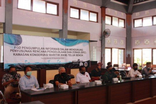 KKP susun rencana pengelolaan kawasan maritim Teluk Benoa
