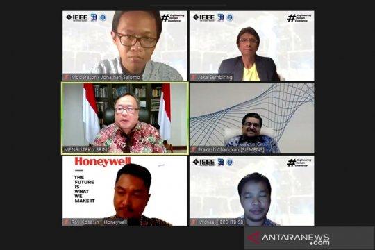 Indonesia perlu tingkatkan kemampuan SDM hadapi industri 4.0