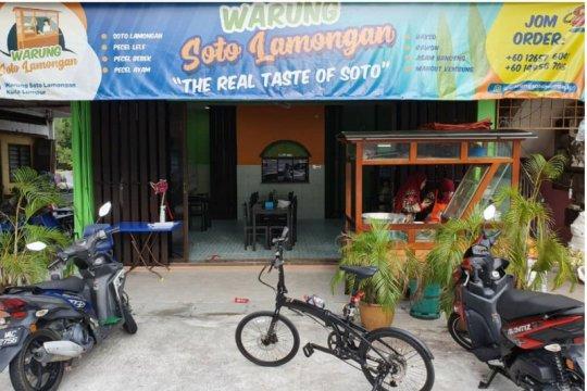Diplomasi kuliner Warung Soto Lamongan di Kuala Lumpur