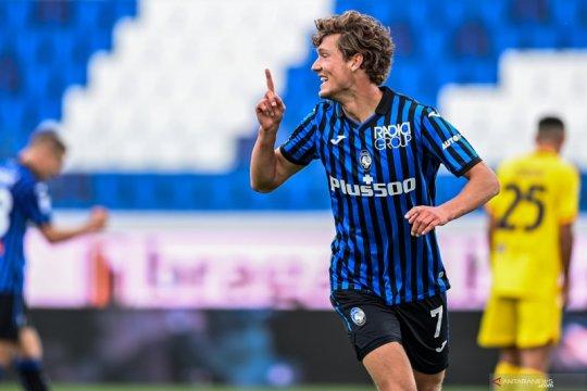 Klasemen Liga Italia: Atalanta berbagi posisi teratas dengan Milan