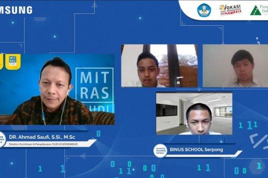 Dorong inovasi siswa, Samsung gelar SIC Project Competition 2020
