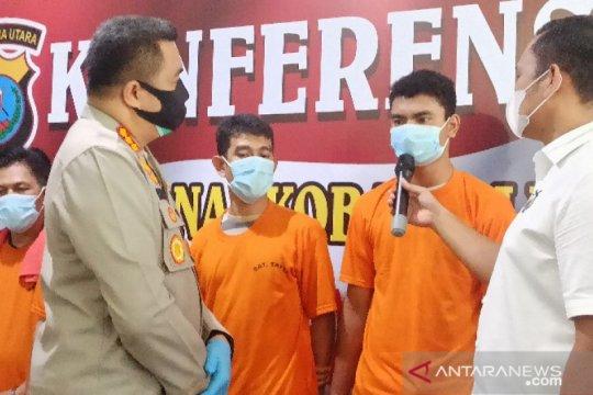 Terkait sabu 5 kg, Sekda Pemkot Tanjung Balai dipanggil polisi