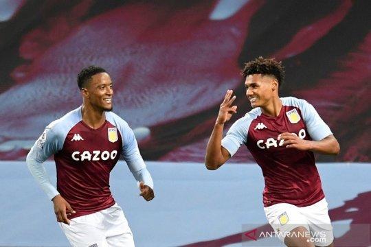 Aston Villa menggila, hajar Liverpool 7-2