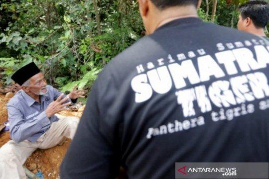 Pemkab datangkan pawang atasi gangguan harimau di Aceh
