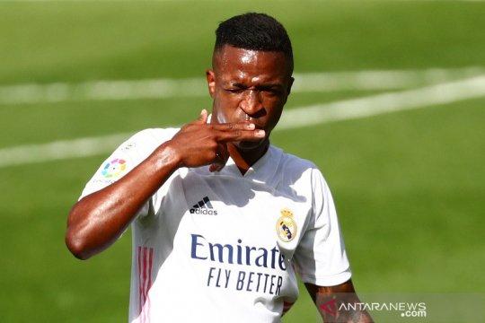 Vinicius Junior ingin bertahan selamanya di Real Madrid