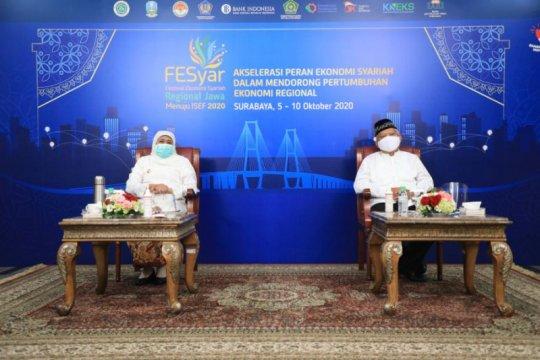 Khofifah harap FESYar 2020 jadi momentum pertumbuhan ekonomi syariah