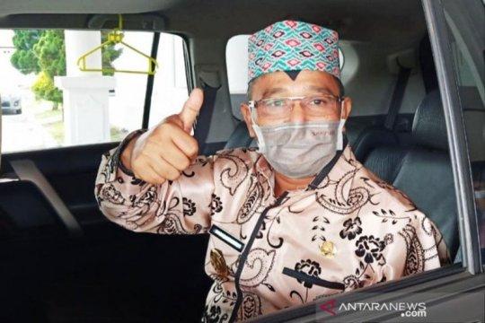 Gubernur Kalteng dorong KPU perkuat sosialisasi pilkada di perdesaan